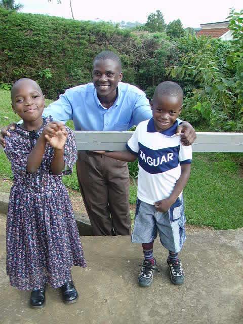 Fatuma, Allan, and Frank