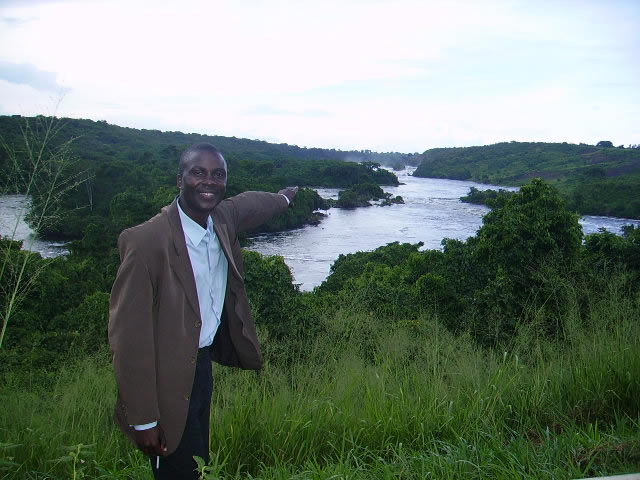 EWCV Social Worker at Karuma Falls.