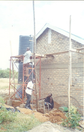 Water Tanks for Storing Rain Water