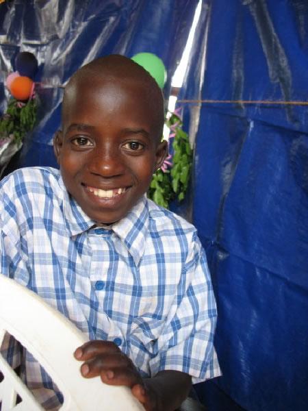 Emmanuel, One of EWCV Wonderful Children