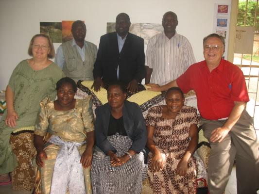 EWCV Ugandan Board