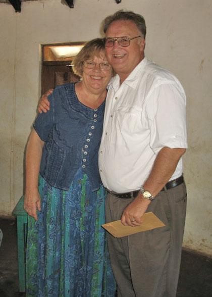 Bill and Ann