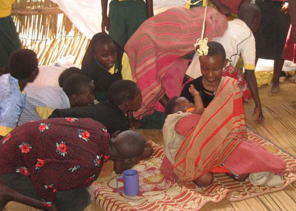 Nativity Drama Performed by EWCV Children