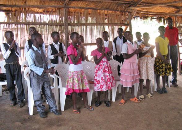 Youths Who Were Baptized