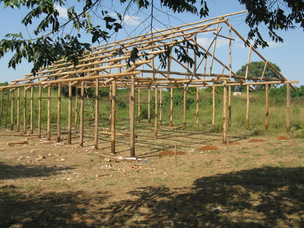 Framework of New EWCV Church
