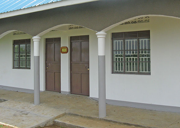 First Two Classrooms