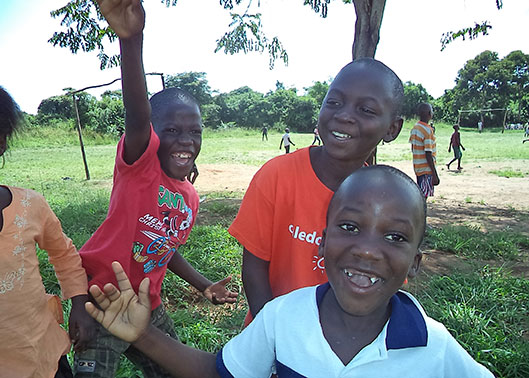 EWCV Children Enjoying Family Fun Weekend