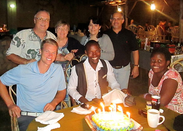 Birthday Celebration for Three EWCV Staff Members