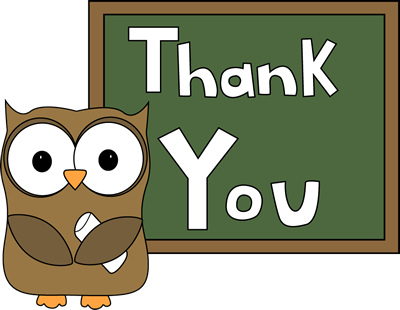 59 thank you note clipart 8