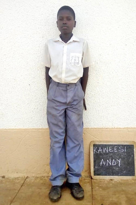 Andy Kaweesi