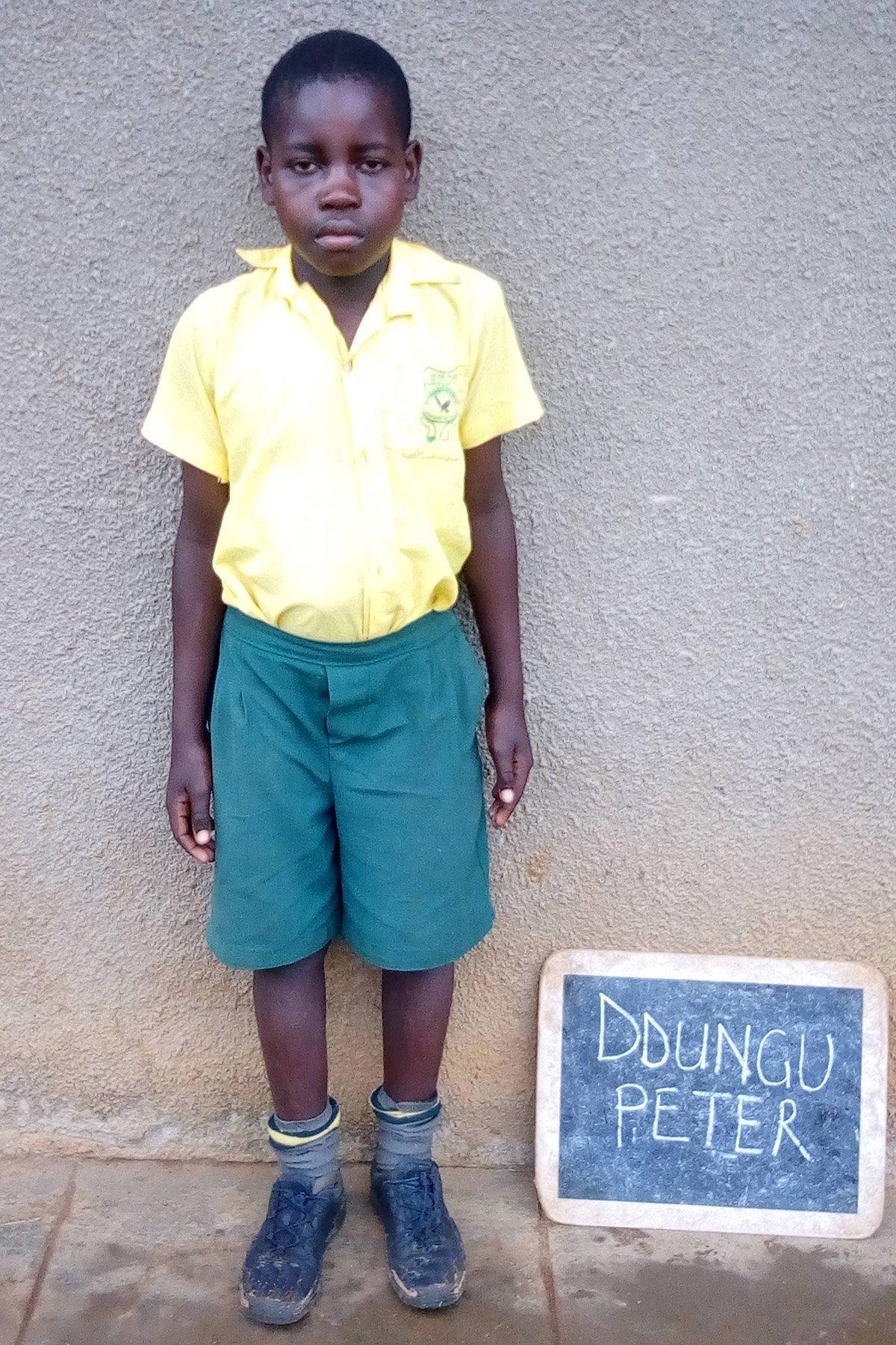 Peter Ddungu