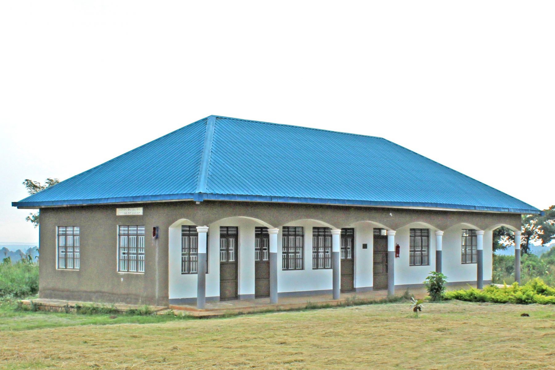 EWCV School Administration Building - Office Space and Staff Room